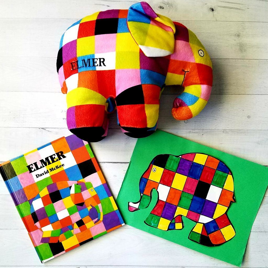 Make It A Fun Friday With These Awesome Elmer The Elephant