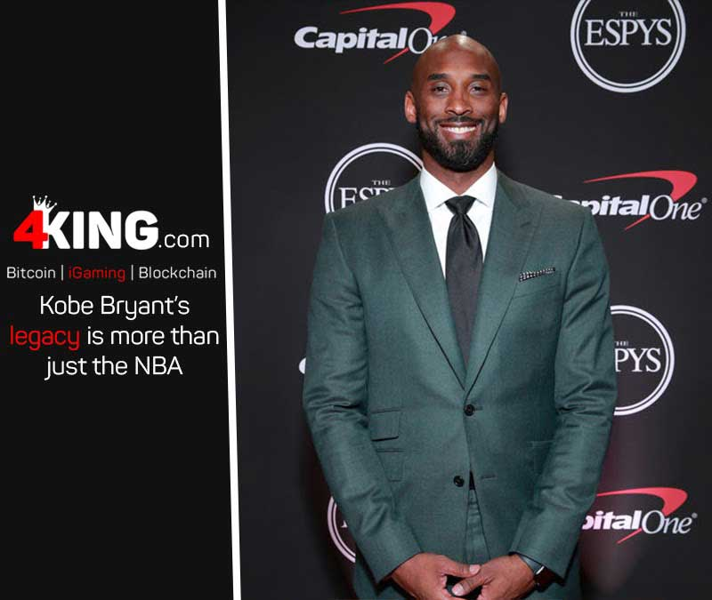 Kobe Bryant's legacy is more than just the NBA