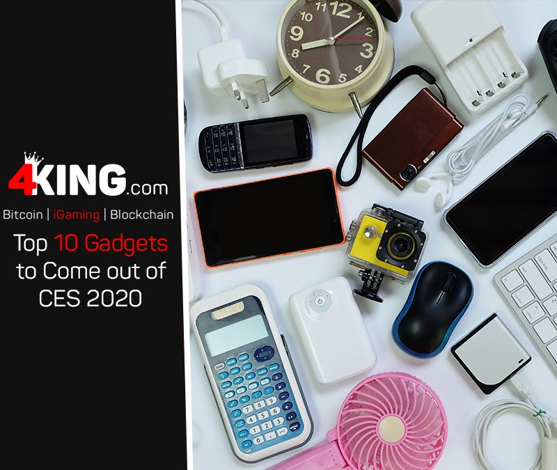 Top 10 Gadgets to Come out of CES 2020