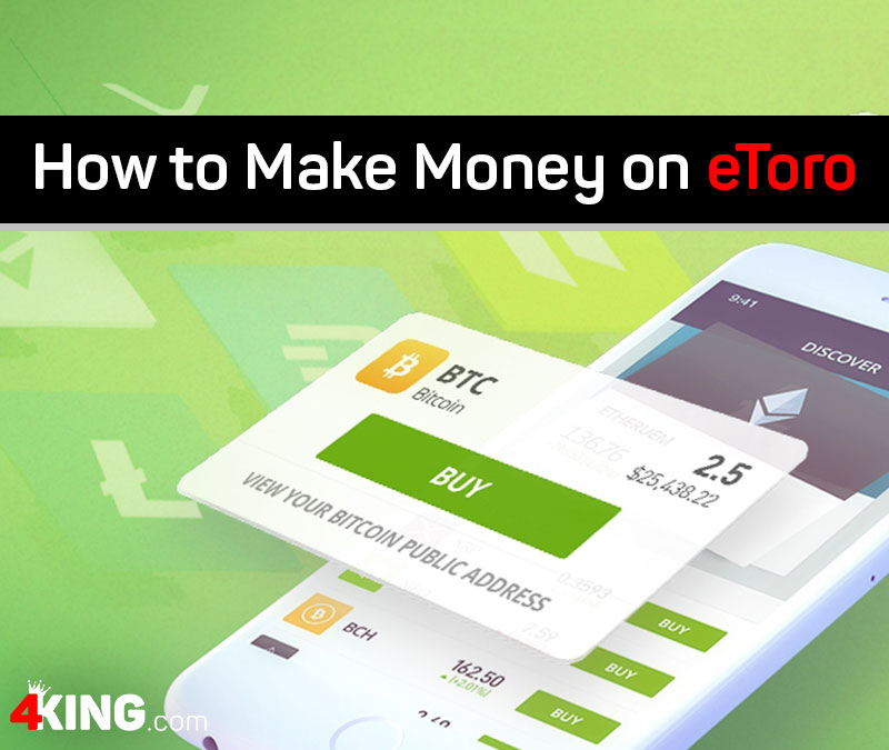 How to Make Money on eToro