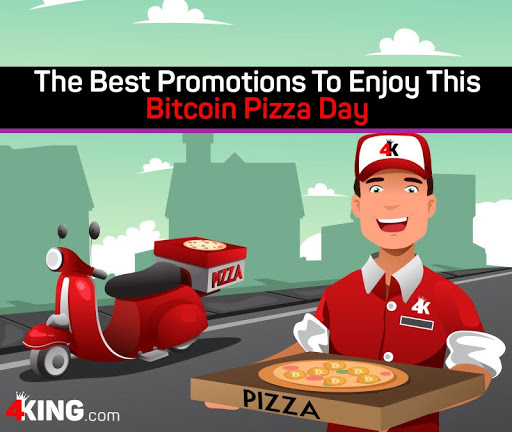 best promotions to enjoy this Bitcoin Pizza Day