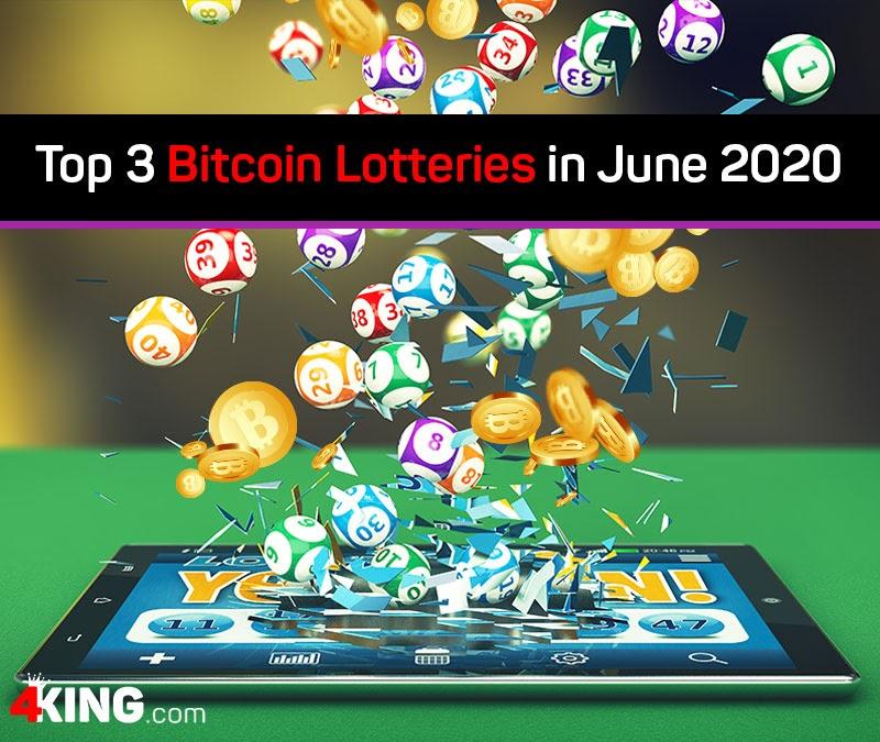 Top 3 Bitcoin Lotteries