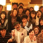 編集ライター講座 大阪 懇親会