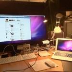 Macbook Air 11にはCinemaDisplay27がフィットすることに気づいた!