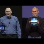 映像で比較するApple iPadとMicrosoft Surface