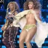 ビヨンセのポロリ映像は実に健康的! Beyonce
