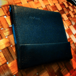 Abrasus薄い財布ターコイズブルー へAbrasusからアップデート