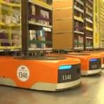 Amazon配送センター、ついに人類がいらない時代へ!