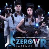 対戦型VRゲーム ゼロレイテンシー 東京ジョイポリス『ZERO LATENCY VR』