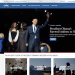 さようならオバマ!あと数時間で見ることができなくなるオバマ大統領時代のホワイトハウス.gov