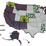 米国合法大麻市場72億ドル8208億円  25万人の雇用2020年 2025年には240億ドル2.7兆円30万人雇用