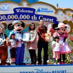 東京ディズニーリゾート来場者 6億人達成!2014/04/12/SAT 年間2,750万人営業利益756億円世界のテーマパークの3位ランドと4位シー