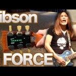 ギブソン・レスポールG-FORCEの弦の交換方法