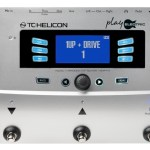TC Helicon Play Electric を導入してみた ハーモニーマシン&ギターエフェクター