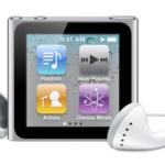 iPod nano 16GB 第6世代 クリップオンタイプ MC526J/A