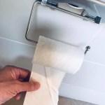 ヨーロピアンは、なぜ?トイレットペーパーを下巻きで使うのか?