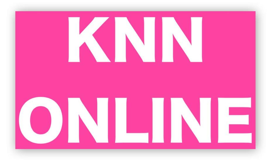 KNNオンライン