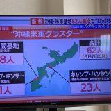 なぜ?政府は米国に説明を求めないのか?沖縄基地の感染者62人