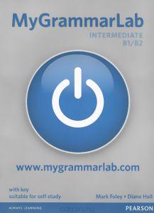 """Книга """"My Grammar Lab: Level Intermediate: With Key"""" Mark Foley, Diane Hall - купить на OZON.ru книгу с быстрой доставкой по почте   978-1-4082-9915-9"""