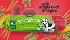 4Legs All Natural w/ Angus Beef Roll