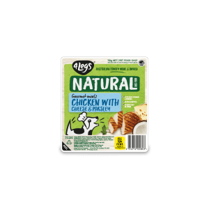 4Legs Gourmet Ready Meal Chicken with Cheese and Parsley 110g