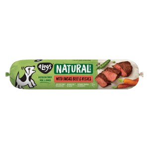 4Legs Natural Angus Beef Roll 1.7kg