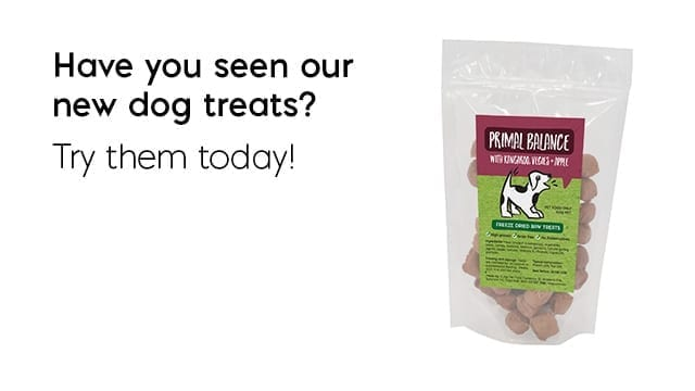 Have you seen our new dog treats