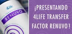 Presentando 4Life Transfer Factor Renuvo