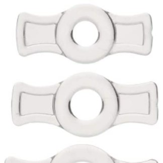 Easy-On Stretchy Cock Ring Set