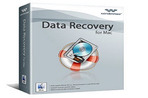 Wondershare Data Recovery 6.0.7 + Crack for Mac OS X