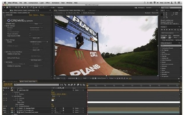 Adobe After Effects CC 2017 mac crack download