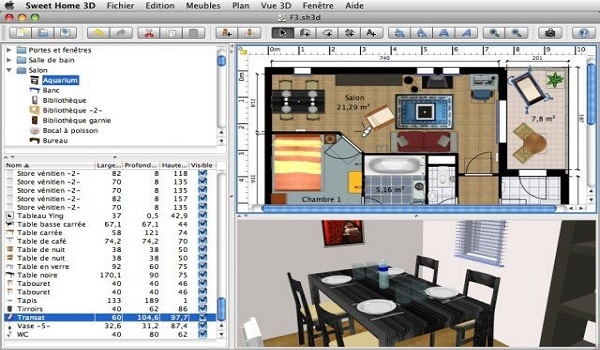 Download Sweet Home 3D 5 for mac