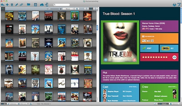 Movie Collector Pro 17 for mac free download