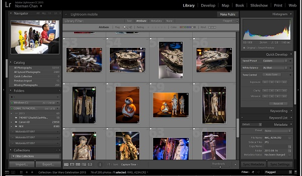 Photoshop Lightroom CC 6.14 for Mac + Crack