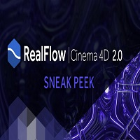RealFlow Cinema 4D 2.0.1 Mac Crack Download