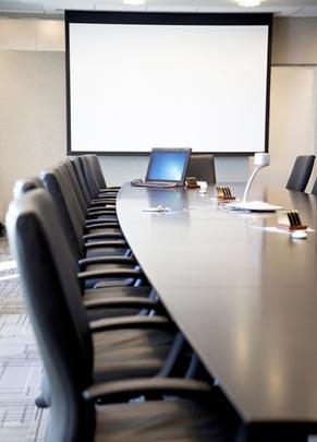 Meeting Room Projector
