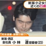 小林遼が逮捕されたきっかけは?ネットでは死刑判決を求める声が多数