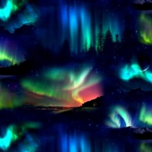 Aurora Borealis Landscape Pictures to Pin on Pinterest