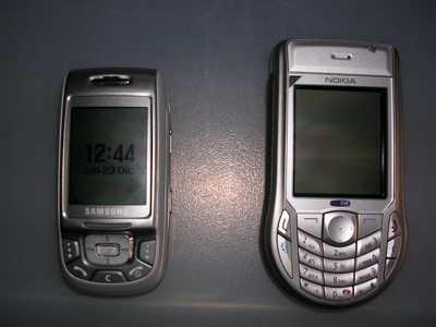 D500 6630 - Nokia 6630: Convenienza e qualità
