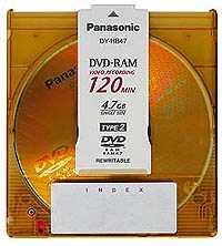 DVDRAM - Introduzione all'Home Cinema: Seconda parte