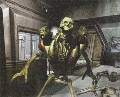 Doom3 5 - Xbox Review, Doom 3