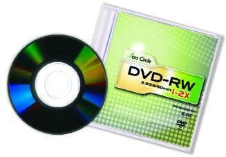 Mini DVD RW - Test Sony DCRDVD202E