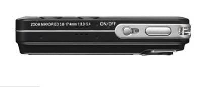 S3black - Un quintetto targato Nikon Coolpix