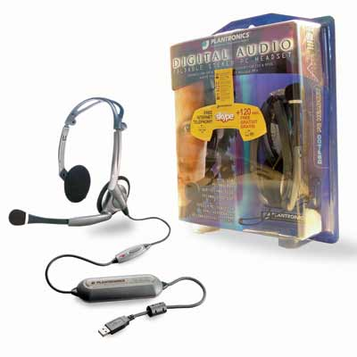 SkypeplantronicsDSP400 - Voice over Ip: un mercato in crescita