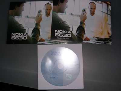 confezione4nokia6630 - Nokia 6630: Convenienza e qualità