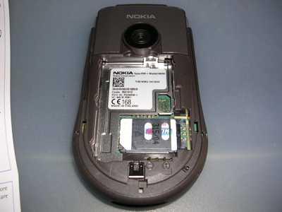 internonokia6630 - Nokia 6630: Convenienza e qualità