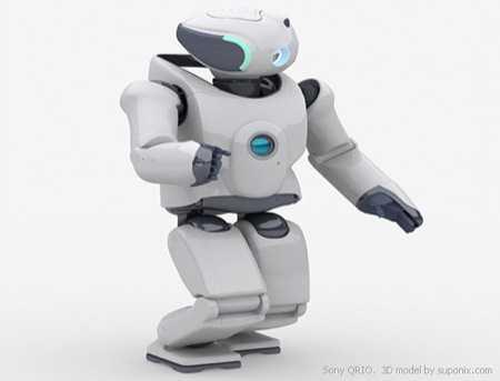 01 qrio suponix.com - Si apre a Roma l'ICRA, la conferenza sul futuro della robotica