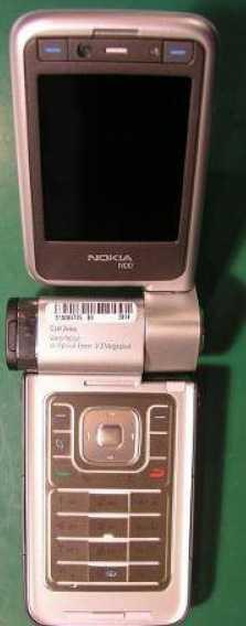 nokia n93i fcc - Le prime immagini del Nokia N93i