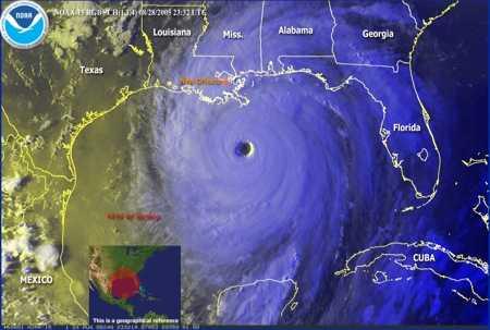 Katrina - Aperta a Parigi la conferenza sul clima
