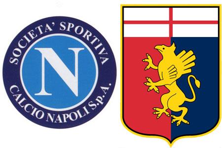StemmaNapolieGenoa2007inA - Il grande Napoli è in serie A